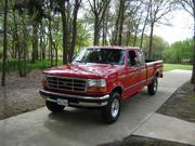 Ford 1995 Ford F-250 XLT Extended Cab Pickup 2-Door